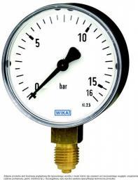 Wika Manometr 111.10.100 M20x1,5 0-4 bar tworzywo 7468168