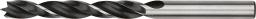 Wiertło do drewna GRAPHITE kręte 4mm  (57H271)