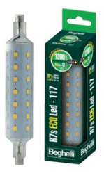 Beghelli Żarnik R7S LED 117mm 10W 4000K 56115