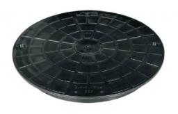 KACZMAREK Pokrywa 425mm z PP NW nowy wymiar klasa A15=1,5t na rurę trzonową 425mm 2569405090
