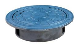 KACZMAREK Właz żeliwny 425mm D400 - 2901164100