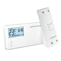 Lars Regulator temperatury Auraton 2025 RTH bezprzewodowy tygodniowy (20251010)