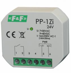 F&F Przekaźnik elektromagnetyczny 1Z 16A P/T - PP-1ZI 24V