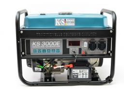 Könner&Sohnen Generator prądu benzynowy KS3000E 3kW 7KM