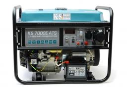 Könner & Söhnen Generator prądotwórczy KS 7000E ATS 5,5kW 13KM benzynowy z automatycznym rozruchem elektrycznym (KS7000E-ATS)