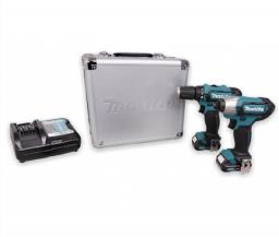 Makita Zestaw akumulatorowy 10.8V DF331D i TD110D (CLX201X)