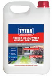 Tytan Środek do usuwania mchu i porostów 5L (MUT-US-MP-500)