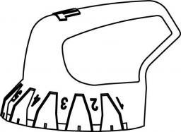 TA Hydronics Klucz do nastawy TBV-C 52-133-100