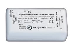 Govena Transformator elektroniczny YT 0-50W (TEG-YT-50TE-EMC)