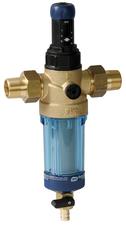 Husty Filtr wody pitnej DN20 RATIO DFR z reduktorem ciśnienia,z płukaniem wstecznym 5315.20.150