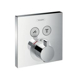 Bateria prysznicowa podtynkowa Hansgrohe ShowerSelect chrom (15763000)