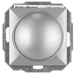 Opal Ściemniacz 40-400W srebrny perła SO-1P MOD.SREBRO