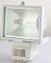 Naświetlacz Opal Oprawa halogenowa HALOPAK 400W biała z czujnikiem ruchu