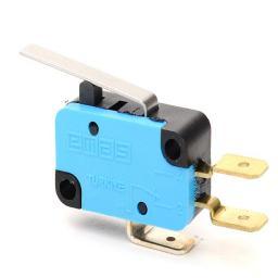 Promet Mikroprzełącznik zestyk przełączny 1NO+1NC dźwignia średnia  - T0-MK1KIM2