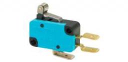 Promet Mikroprzełącznik zestyk przełączny 1NO+1NC dźwignia krótka z metalową rolką - T0-MK1MIM1