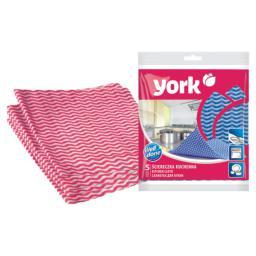 York Ściereczka kuchenna 35x35cm 5szt. (021030)
