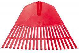 FLO Grabie wachlarzowe plastikowe 20 zębów - 35787