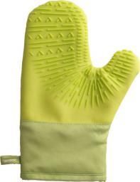 Meliconi Rękawica silikonowa OVEN MITT zielona 65500162195GR