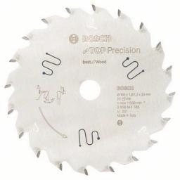 Bosch Tarcza pilarska Top Precision Best for Wood 165 x 20mm 20z - 2608642385