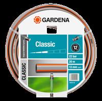 """Gardena Wąż ogrodowy CLASSIC PCV 1/2"""" 20m - 18003-20"""