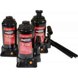 AWTools Podnośnik hydrauliczny tłokowy/słupkowy 10T - AW20004