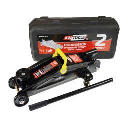 AWTools Podnośnik hydrauliczny Żaba 2T 135-335mm + walizka (AW20011)