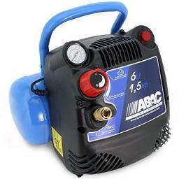 Sprężarka tłokowa ABAC Start O15 8bar 6L (4116023458)