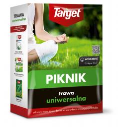 Target Trawa Piknik do obsiewania dużych powierzchni 1kg