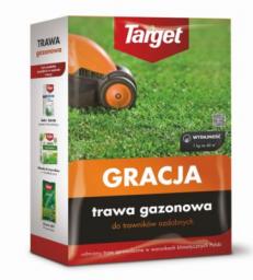 Target Trawa Gracja Hobby gazonowa 1kg