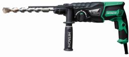 Hitachi Młotowiertarka SDS-Plus 830W 3,2J (DH26PCWS)