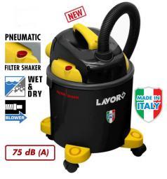 LAVOR Odkurzacz warsztatowy VAC 18 Plus 1000W 20L (8.243.0001)