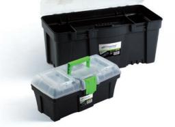 Prosperplast Skrzynka GreenBox z organizerem 550 x 267 x 270mm (N22G)