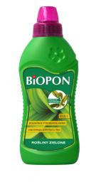BIOPON Nawóz w płynie do roślin zielonych przeciw chlorozie 0,5L (1215)