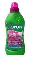 BIOPON Nawóz w płynie do roślin kwitnących 0,5L (1008)