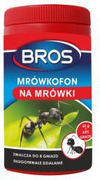 Bros Preparat do zwalczania mrówek Mrówkofon 60g (008)