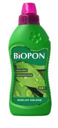 BIOPON Nawóz w płynie do roślin zielonych 0,5L (1005)