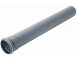 Valsir Rura PP jednokielichowa 40 x 500mm szara (500025)