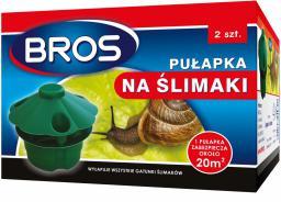Bros Pułapka na ślimaki 2szt. (452)