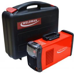 Weldman Spawarka inwertorowa ARC-210 210A + walizka (103006)