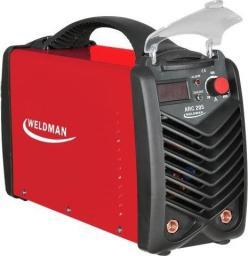 Weldman Spawarka inwerterowa ARC-205 + walizka aluminiowa (103010)