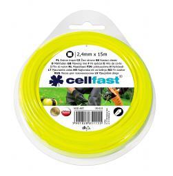 Cellfast Żyłka tnąca kwadrat 2,4mm x 15m (35-013)