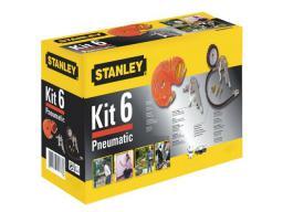 Stanley Zestaw pneumatyczny 6 elementów (9045717STN)