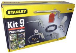 Stanley Zestaw pistoletów pneumatycznych i akcesoriów 9 elementów (9045718STN)