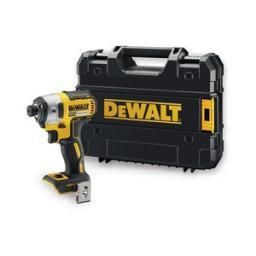 """Dewalt Zakrętarka akumulatorowa 3-biegowa udarowa 1/4"""" 18V + kufer (DCF887NT)"""