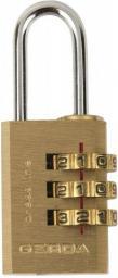 Gerda Kłódka pałąkowa szyfrowa 20mm (KSP0002000.98000B)