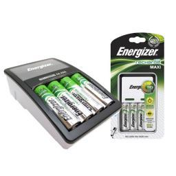 Ładowarka Energizer Ładowarka Base AA/AAA + 4 x AA 1300mAh (ENERMAXI)