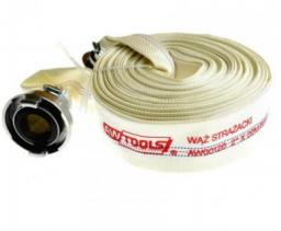 """AWTools Wąż strażacki do wody z szybkozłączkami  2"""" x 20m (AW00120)"""