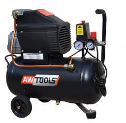 Sprężarka tłokowa AWTOOLS FL-24L 8bar 24L (AW10000)
