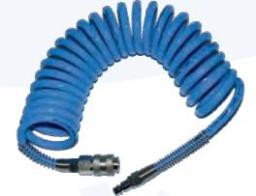 GEKO Wąż pneumatyczny spiralny 8mm 15m (G01171)