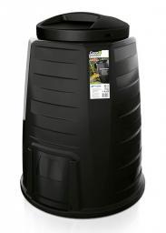 Prosperplast Kompostownik okrągły 340L czarny (IKECO340-S411)